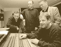 Strauhspier – die Vier im Studio