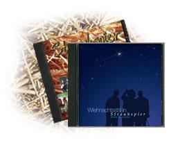 """Strauhspier - CD mit dem Titel """"Wiehnachtsstään"""""""