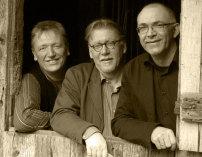 Strauhspier - die Drei